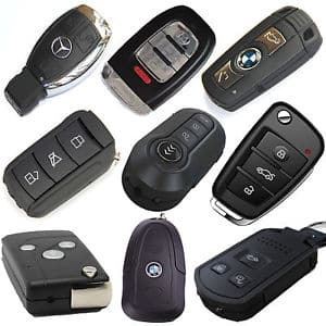 We repair and replace all types of car fobs