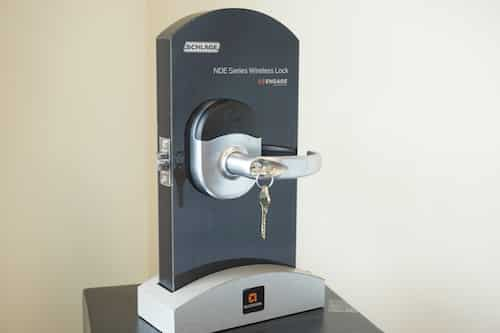 schlage commercial lock