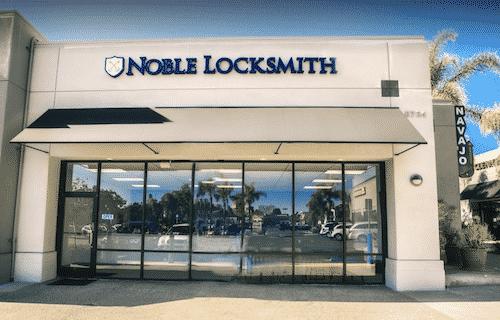 noble locksmith office location